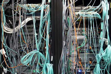 Unstructured Cabling